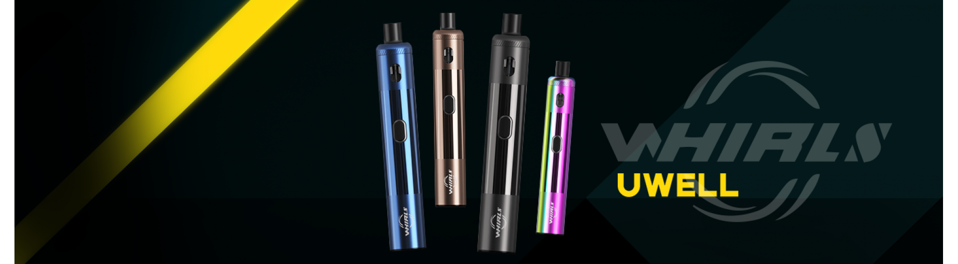 Uwell Whirl S elektronická cigareta 1450mAh