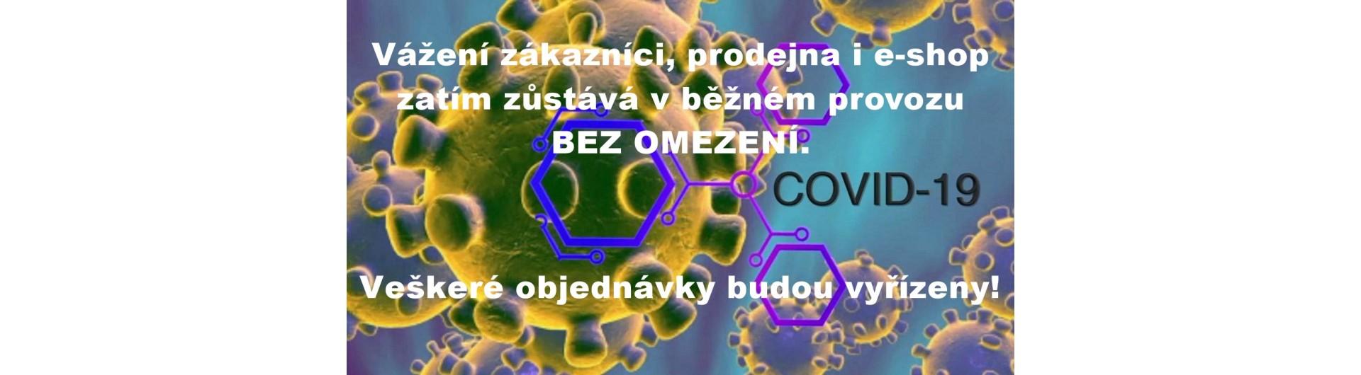 Aktuální informace ohledně Covid-19