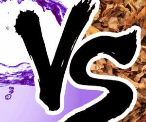 Tabákové cigarety vs. liquidy. A co chuť?
