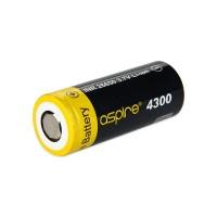 aSpire baterie INR 26650 4300mAh 40A