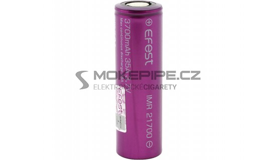 Efest baterie typ 21700 3700mAh / 35A