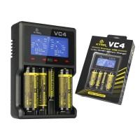 XTAR VC4 nabíječka baterií