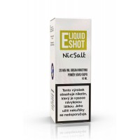 E-Liquid Shot Booster NicSalt (50PG/50VG) 10ml - 20mg