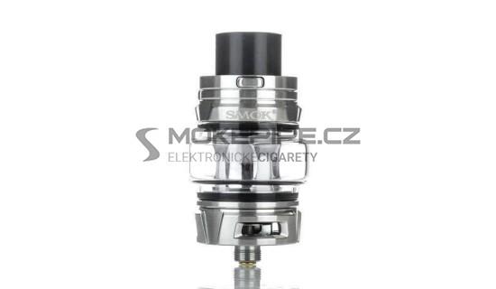SMOK TFV8 Baby V2 Clearomizér 5ml - Stříbrná