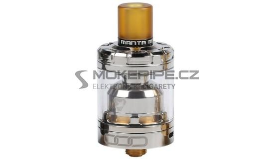 Advken Manta MTL RTA 3ml - Stříbrná