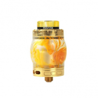 Advken MANTA RTA 4,5ml - Resin Golden