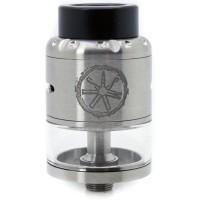 Asmodus Nefarius Squonk TF-BF RDTA 4ml - Stříbrná
