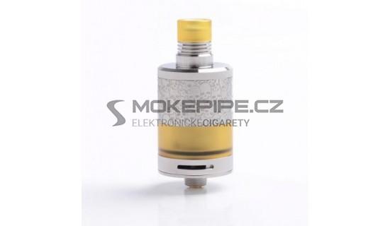 BDvape Precisio MTL RTA Limited Night Edition clearomizer 2,7ml - Stříbrná