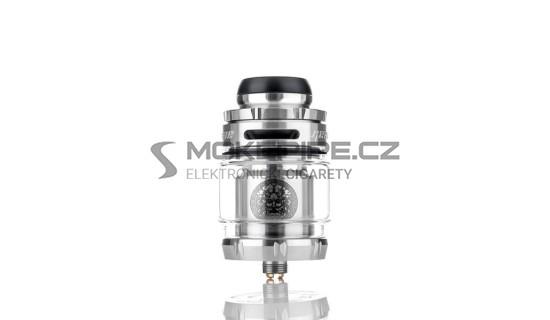 GeekVape Zeus X Mesh RTA 4,5ml clearomizer - Stříbrná