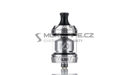 Hellvape MD 24mm RTA clearomizer 4ml - Stříbrná