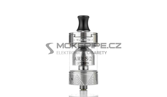 Innokin Ares 2 D24 MTL RTA clearomizer 4ml - Stříbrná
