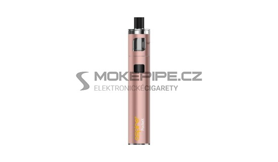 Aspire PockeX AIO elektronická cigareta 1500mAh - Růžově zlatá