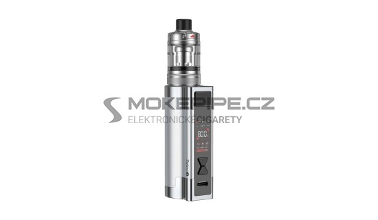 Aspire Zelos 3 80W Kit 3200mAh - Stříbrná