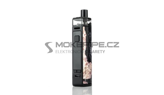SMOK RPM80 Pro POD MOD Kit - Black Stabilizing Wood