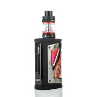 SMOK SCAR-18 TC230W Full Kit - Red Stabilizing Wood