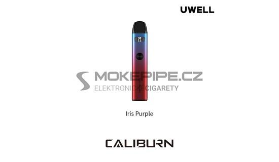 Uwell Caliburn A2 Pod Kit 520mAh - Irish Purple