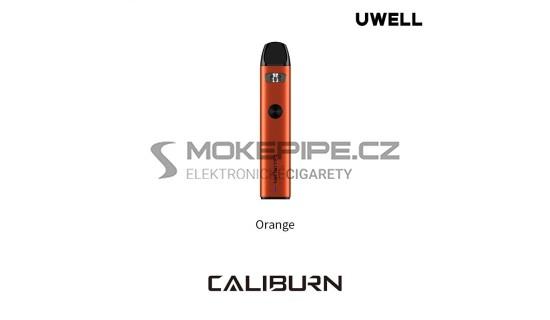 Uwell Caliburn A2 Pod Kit 520mAh - Oranžová