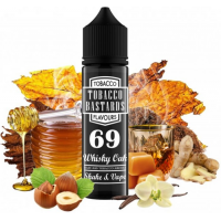 Příchuť Flavormonks Tobacco Bastards Shake & Vape: No.69 Whiskey Oak 12ml