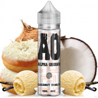 Příchuť Alpha Origins Shake and Vape: Coconut Donut 15ml