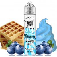 Příchuť Waffle Collection Shake and Vape: Blueberry Pastry 15ml