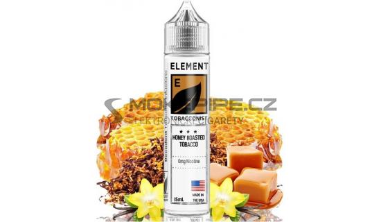 Příchuť Element Shake and Vape: Honey Roasted Tobacco 15ml