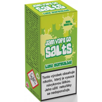 Liquid Juice Sauz SALT The Jam Vape Co Lime Marmalade 10ml - 20mg