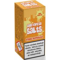 Liquid Juice Sauz SALT The Jam Vape Co Orange Marmalade 10ml - 20mg