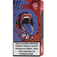 Liquid Big Mouth SALT Wild Wolf 10ml - 20mg