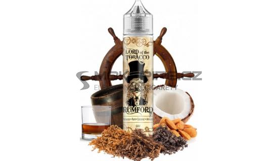 Příchuť Dream Flavor Lord of the Tobacco Shake & Vape: Rumford 12ml