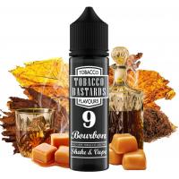 Příchuť Flavormonks Tobacco Bastards Shake & Vape: No.09 Bourbon 12ml