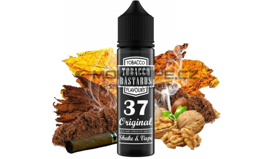 Příchuť Flavormonks Tobacco Bastards Shake & Vape: No.37 Original 12ml