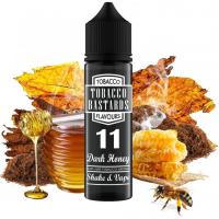 Příchuť Flavormonks Tobacco Bastards Shake & Vape: No.11 Dark Honey 12ml