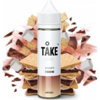 Příchuť ProVape Take Mist S&V: S'More Me (Grahamové sušenky s marshmallow a čokoládou) 20ml