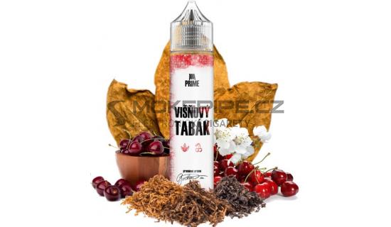 Příchuť Prime S&V: Cherry Tobacco (Višňový tabák) 15ml