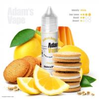 Příchuť Adams vape S&V: Lemon Bomb (Kyselý citron se sušenkou) 10ml