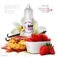 Příchuť Adams vape S&V: Pure Love V2 (Jahody s vanilkou) 10ml