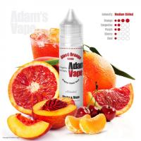 Příchuť Adams vape S&V: Blood Orange Slush (Ledová tříšť s červeným pomerančem) 12ml