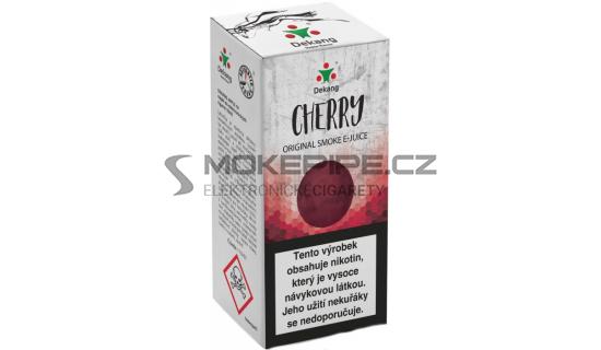 Liquid Dekang Cherry 10ml-16mg (Třešeň)