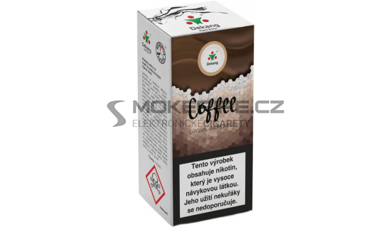 Liquid Dekang Coffee 10ml-11mg (Káva)