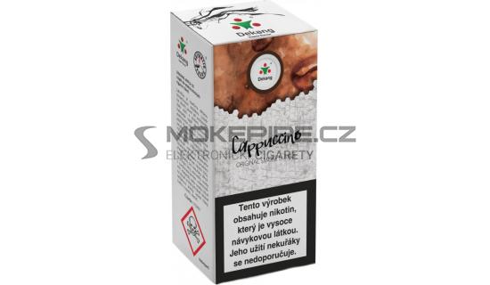 Liquid Dekang Cappuccino 10ml-18mg (Kapučíno)