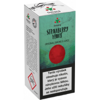 Liquid Dekang Strawberry mint 10ml - 11mg (Jahoda s mátou)