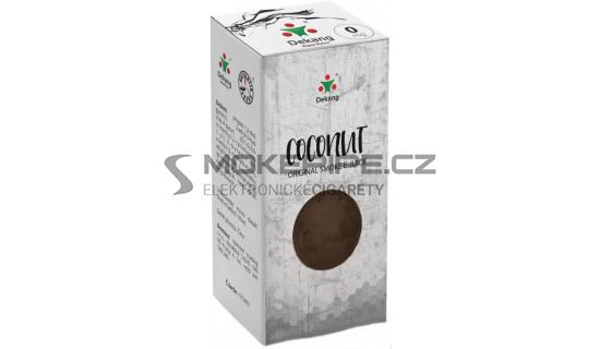 Liquid Dekang Coconut 10ml - 0mg (Kokos)