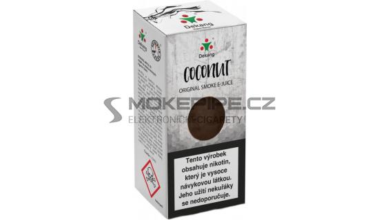 Liquid Dekang Coconut 10ml - 16mg (Kokos)