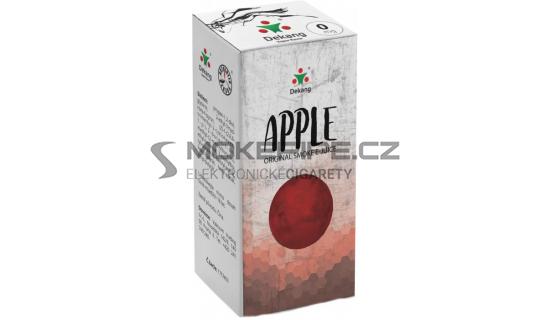 Liquid Dekang Apple 10ml - 0mg (Jablko)