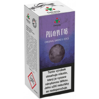 Liquid Dekang Plum TAB 10ml - 6mg (Sušená švestka)