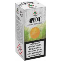 Liquid Dekang Apricot 10ml - 6mg (Meruňka)