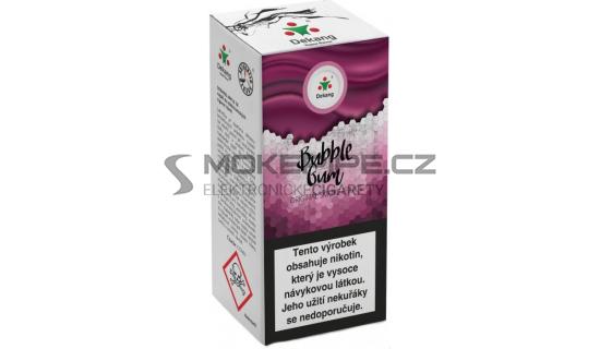 Liquid Dekang Menthol Bubble Gum 10ml - 16mg (Mentolová žvýkačka)