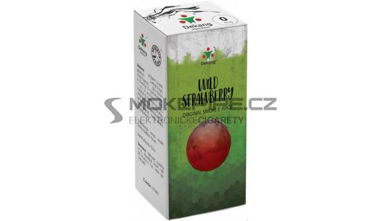 Liquid Dekang Wild Strawberry 10ml - 0mg (Lesní jahoda)