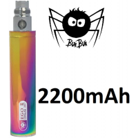BuiBui GS eGo II baterie 2200mAh - Duhová