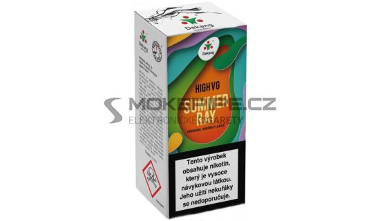 Liquid Dekang High VG Summer Ray 10ml - 6mg (Ovocná směs)